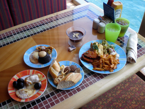 The Day of the Chocolate Buffet (Carnival Splendor)