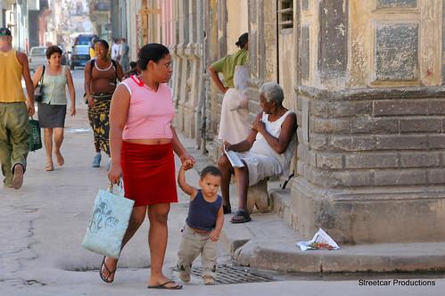 Havana Street Life por mandalaybus.