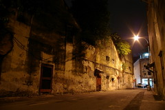 Street (emilosz1) Tags: trip travel light night dark asia pentax malaysia penang strret 5photosaday earthasia emilosz1