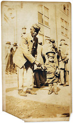 An old Black Confederate Solider and his Grandson (J. Stephen Conn) Tags: soldier memphis tennessee confederate civilwar warbetweenthestates blackconfederate