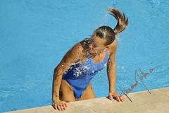 Tania Cagnotto (gongolo) Tags: roma tuffo tuffi 13thfinaworldchampionships mondialidinuotofinaroma09 womens1mspringgboard finalefemminiletrampolino1metro