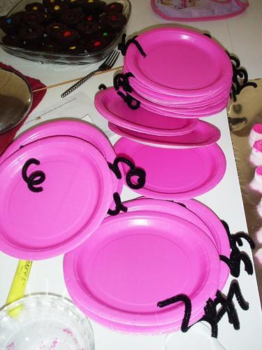 Piggy Plates