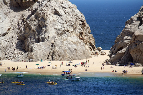 Rocks, Beach - Cabo San Lucas