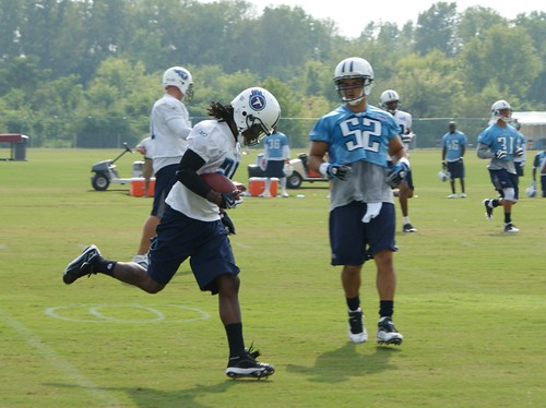 Titans Training Camp '09