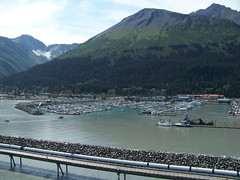 Leaving Seward (Seward, Alaska, United States) Photo