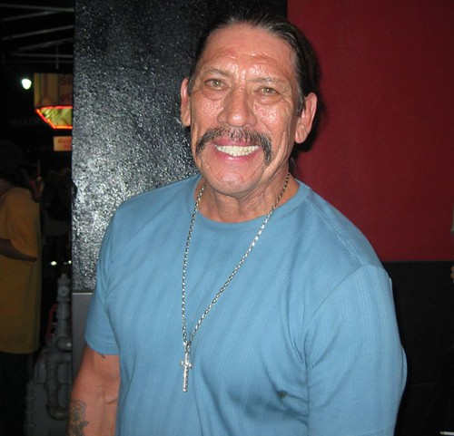 Danny Trejo at Cinemapocalypse