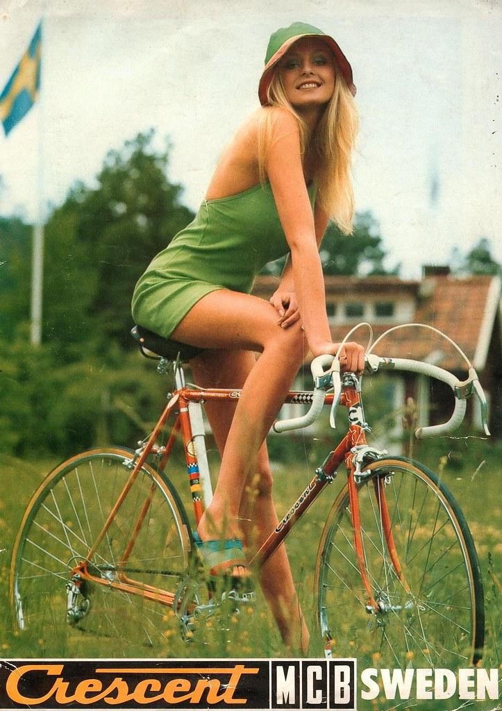 Sexy Fotos : Fahrrad, Velo