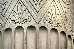 Baden-Baden -  Visiting Gerda (░S░i░l░a░n░d░i░) Tags: grave lines germany deutschland europe curves chapel badenbaden 2009 oratory ornamente badenwürttemberg linescurves sturdzachapel mihailstourdza renateeichert resilu