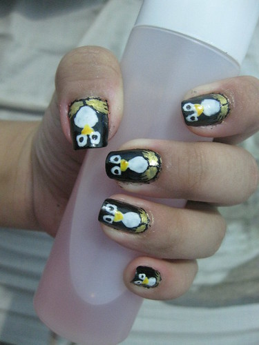 Wedding nail designs for toe