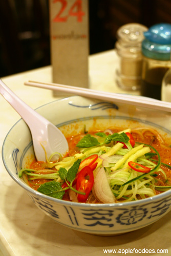 Uncle Lim's Laksa