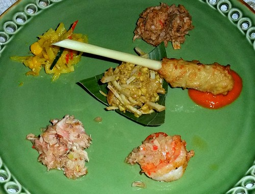 Mixed Balinese Appetizers
