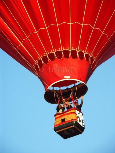 Plano Balloon Festival - Balloon Rides