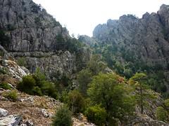 Bocca Laggera depuis l'Andadonna