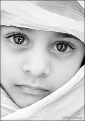 p u r e (bnilesh) Tags: portrait female children kid interestingness innocent expressions pure mansi sinless