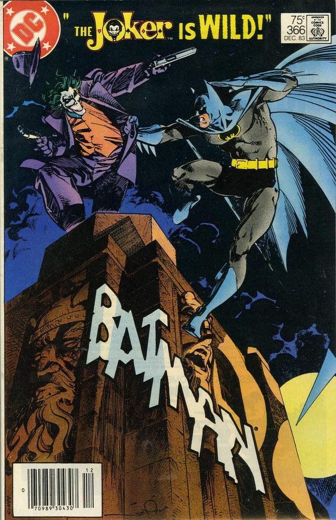 Batman #366