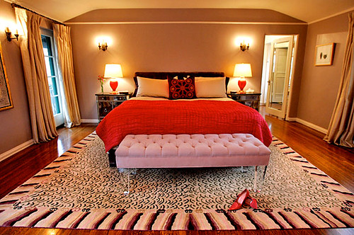 mae brunken bedroom