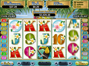 Triple Toucan slot game online review