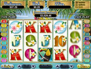 Triple Toucan slot game online review