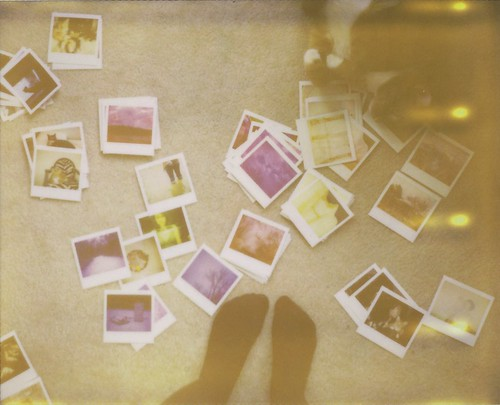 I heart polaroids