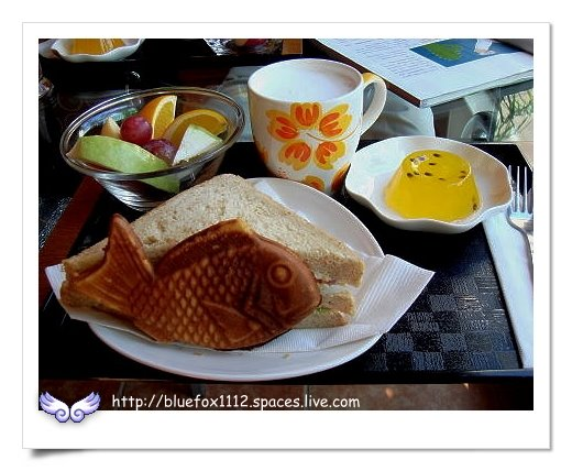 090920-2花宜6輪4日遊_潭心閣之晨08_窩心咖啡館早餐