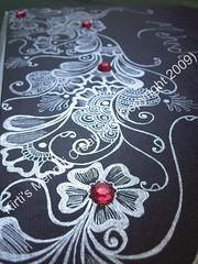 (Kirti's Henna Creations) Tags: henna mehndi picnik
