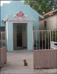 the community's new library