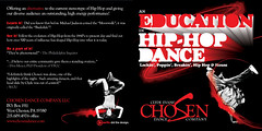 Chosen Dance DVD Envelope Outside J100