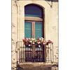 Marzamemi - Balcone (Manlio Castagna) Tags: flower window vintage balcony retro sicily marzamemi sicilia manlio balcone homersiliad manliok