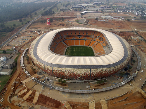 SOCCER CITY JOHANNESBURG SOUTH AFRICA 2010 WORLD CUP STADIUM