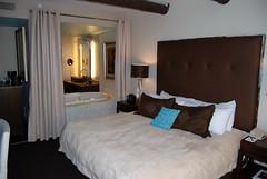 Our room at El Monte Sagrado