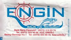 Engin Balık Restaurant