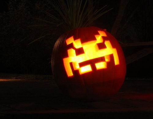 calabaza space invaders