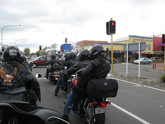 Labour Day Weekend Run (Mark and Lizzy) Tags: harley wellington hog labourday