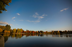 Some fall colors at Green Lake (eblack) Tags: fall nikon greenlake 1020mm d90