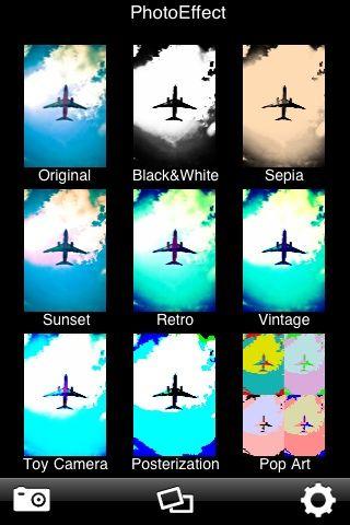PhotoEffect Pre-ariplane