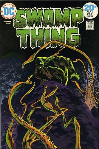 Swamp Thing #8