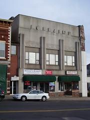 Lorraine Building, Bristol, CT (63vwdriver) Tags: building art bristol mainstreet connecticut ct storefront deco lorraine conn