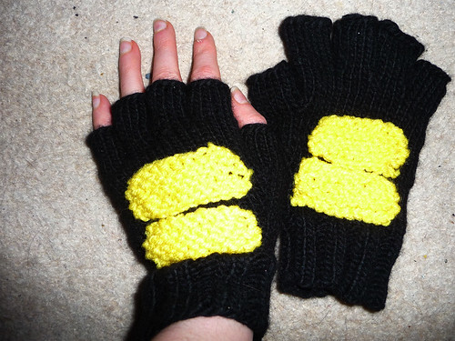 Canary Gloves