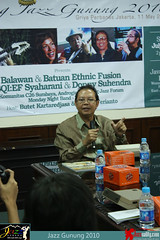 Jazz Gunung 2010 Press Conference (3)