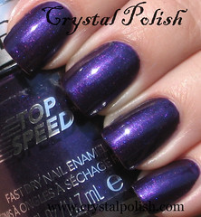 Revlon Grape (CrystalPolish) Tags: purple drugstore grape shimmer revlon topspeed