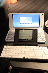 VAIO Type P and POMERA