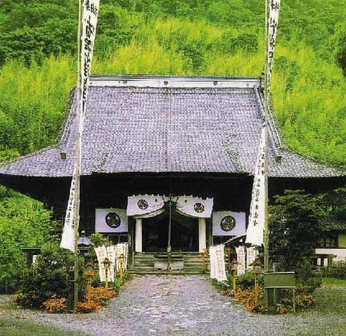 Ouno Temple, Japan