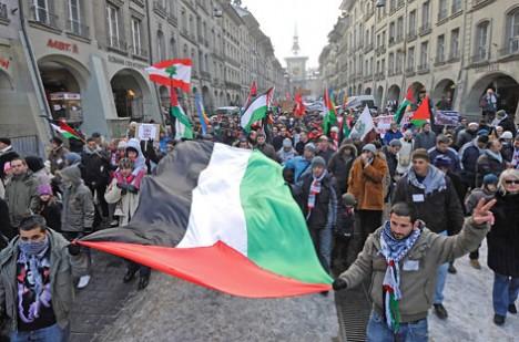 solidarité Gaza