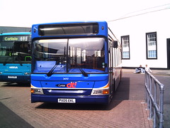 Carlisle 2006 (ydx221) Tags: bus train virgin carlisle stagecoach citi hst ews ydx221