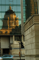 Great panes (Mr Grimesdale) Tags: reflection architecture liverpool buildings merseyside liverbuilding rivermersey portofliverpoolbuilding mrgrimsdale stevewallace mrgrimesdale