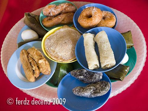 Tray at Bongao Coffee Shop