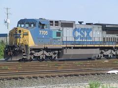 CSX No. 7705