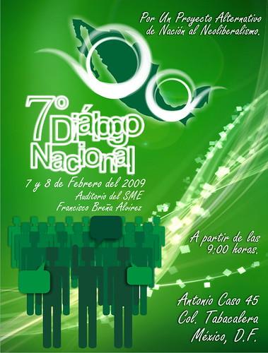 7o Dialogo Nacional