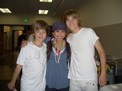 Jason Dolley And Luke Benward