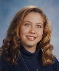 Teenage Emily Headshot